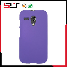 Sublimation print newest 2014 PC hard protector for motorola moto g case