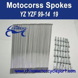 """For Yamaha YZ YZF 99-14 19"""" Metal Spoke Wheel Wholesale FMSNP019"""