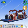 Fantasy obstacle game, hot bouncer for inflated games