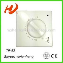 TR93 floor heating room thermostat