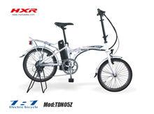2014 Best-selling light electric bike made in China MARSEBIKE ,TDN05Z