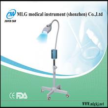 M-66 super cam mobile led teeth light/laboratory lab equipment teeth bleach unit