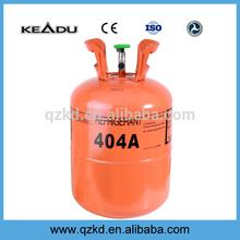 New air conditioner refrigerant R404a