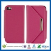 2014 hot fashion leather case bag for iphone 5