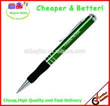 Factory prices Decent metal logo pen logo laser pen Metal Signature Pen