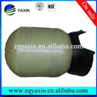 corrosion resistant sand filter vessel for Aquaculture / fish farming filtration system