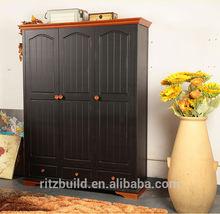 bedroom wardrobe furniture oak solid wood wardrobe
