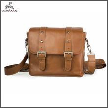 2014 Promotional vintage universal waterproof PU leather camera bag case