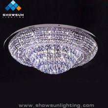 Low ceiling chandelier light