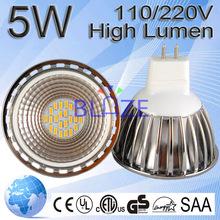 SMD LED Spotlight Lamp MR16 5W 60 Degree LED Spotlight SMD MR16
