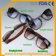 wayfarer wood/bamboo temple sunglasses acetate spectacles (3002)