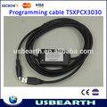Precio de fábrica schneider plc cable de programación TSXPCX3030 + schneider plc