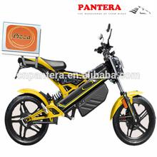 PT- E001 Cheap Powerful Chongqing Adults Solar Power Motorcycle