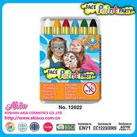 2015 promotional pretend play child face paint pen