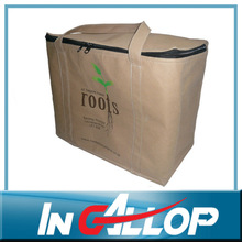 cheap non woven extra large insulated cooler bag