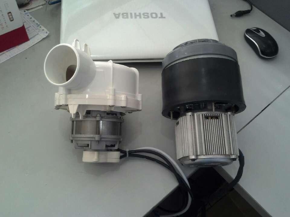 110 220v 750w 32000rpm Brushless Motor For Vacuum Cleaner