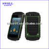 3.5inch rugged mobile phone MTK6572W dualcore cheapest tablet pc made in china P35A