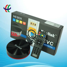 2014 stable performance 4K Quad Core Android 4.4.2 OS TV BOX s82 Amlogic S802 2.0GHz 2G/8G BT 2.4G wifi support XBMC