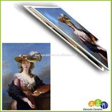 ceramic tile reproduction portrait paintings famous artists