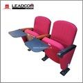 Leadcom silla del auditorio de la universidad con la escritura ls-6618t tablet