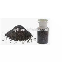 Black/green silicon carbide/sic granules china origin raw material