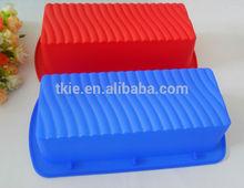 FDA/LFGB siliocne custom toast stamp mould on wholesale