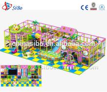 GM- SIBO 2014 Hot sale!kids playground game center/playground for children/outside playground