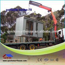 flessibile dimensioni prefabbricate a basso costo di costruzione