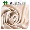 Mulinsen Textile Soft Double Chiffon Shinny Satin Like Silk Chiffon Georgette Fabrics