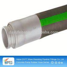 concrete pump spare parts concrete rubber delivery hose