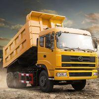 Motor city powerful dumper/dump truck 6 x 4