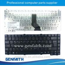 Original Notebook Laptop keyboard for LG R410 Black Br/Brazilian Layout
