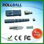 hot selling UPC APC sm mm sc apc fiber optic connector