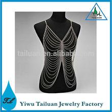 Layered Fringe Fashion Body Chain & Jeans Chain