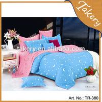 2013 2014 hot selling moon sleeping beding set