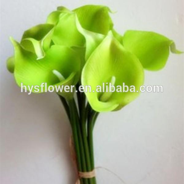 Natural Green Flower Natural Touch Flower Green
