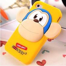 custom 3d silicone phone case bag
