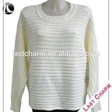 long sleeve women's cotton sweaters
