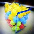 80mm multi color baratos pelotas de plástico
