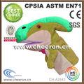 2014 produtos de alta demanda dinossauro de brinquedo fantoche de mão