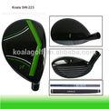 Marca golf híbrido, golf híbrido de la cabeza, híbrido del club de golf