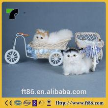 hot sale handmade customized lifelike new animal popular promotion gift