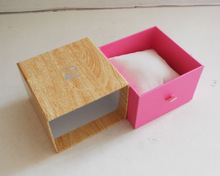 Draw out a watch box
