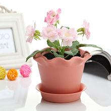 Garden Plastic ceramic boot planter