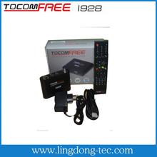 Actualización azclass s1000 / tocomfree i928 con iks envío para américa del sur