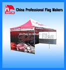 Brand exposure outdoor event market tent