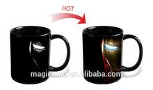Iron Man Mugs, Iron Man Hot Color Changing Mugs