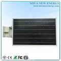 5w para 60w barato tudo em uma iluminação de rua solar incluem o painel solar, bateria, controlador e lâmpadasled