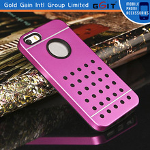 Latest design metal Back Cover for iPhone 5S