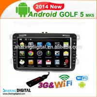 VWM-8698GDA Android 4.2.2 VW GOLF 5 / 6 car auto radio GPS DVD Navi Bluetooth USB